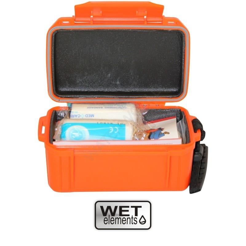 wet elements wasserdichte box first aid kit gr e 3 24. Black Bedroom Furniture Sets. Home Design Ideas