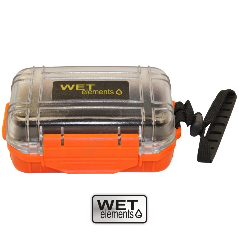 wet elements wasserdichte box gr e 1 orange 14 95 eu. Black Bedroom Furniture Sets. Home Design Ideas