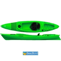 SeaBird Ranchero (Polyethylen) - lime green