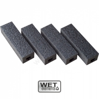 WET-Elements Schaumauflagen Standard 250x75x50 mm (Satz =...