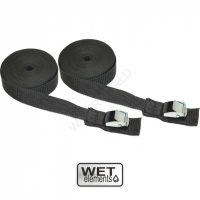 WET-Elements Spanngurte Black Edition - 3,50 m