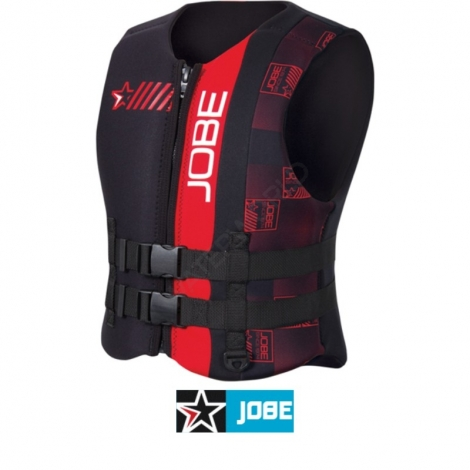 Jobe Progress Neo Vest Men  Aktionsware  - rot - xl (über 70 kg)