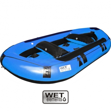 WET-Elements Raftingboot Tamur - 330 cm - blau - Aktionsware