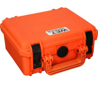 Xenotec wasserdichter Koffer MAX 235H-105S orange