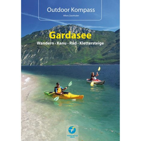 Outdoor Kompass Gardasee - Thomas-Kettler-Verlag