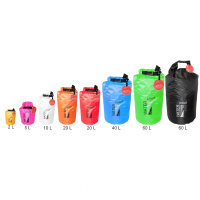 WET-Elements Dry Bag Light One - 5 L Volumen - black