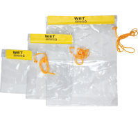 WET-Elements Packbeutel-Set DIN A4/A5/A6, wasserdicht,...