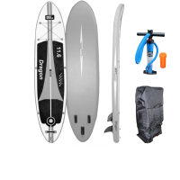 WET-Elements SUP Dragon 10.6 - grey