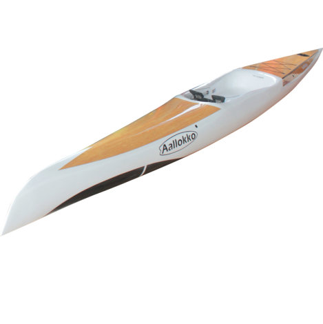 WET-Elements Surfski Aallokko