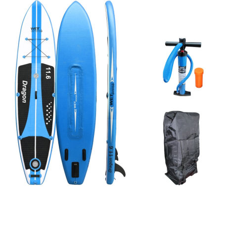 WET-Elements zwei Kammern SUP Dragon 11.6